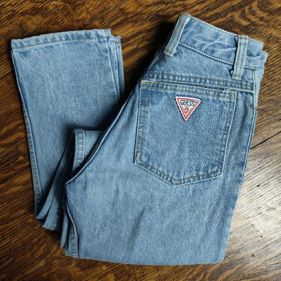 Guess Denim - GUESS Georges Marciano Vintage High Waisted Jeans
